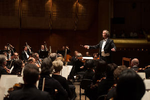 The Cleveland Orchestra; Music Director and Conductor Franz Welser-Möst